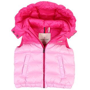 Baby Girls' [12M-3Y] Darbon Vest