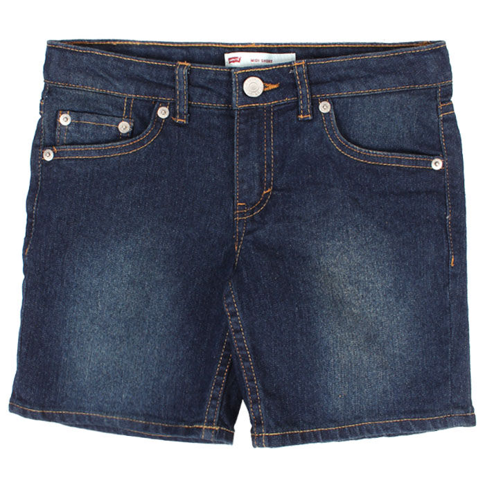 Short mi-long en denim pour filles juniors [7-16]