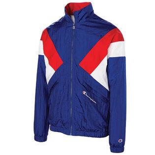 Men's Nylon Warm Up Jacket