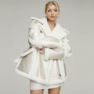 Women's Montaigne Shearling Puffer Jacket