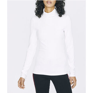 Women's Essential Turtleneck Top