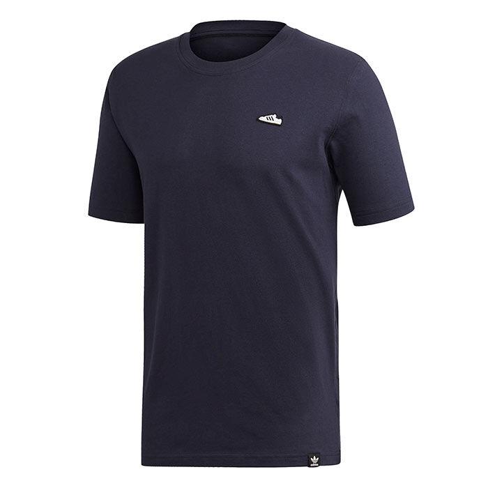 T-shirt Superstar brodé pour hommes