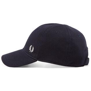 Men's Pique Baseball Cap