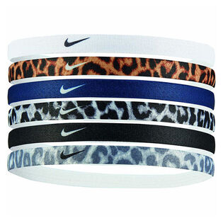Women's Printed Headband (6 Pack)