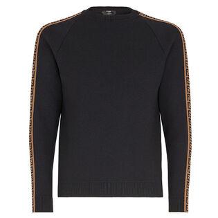 Men's FF Ribbon Crew Sweater