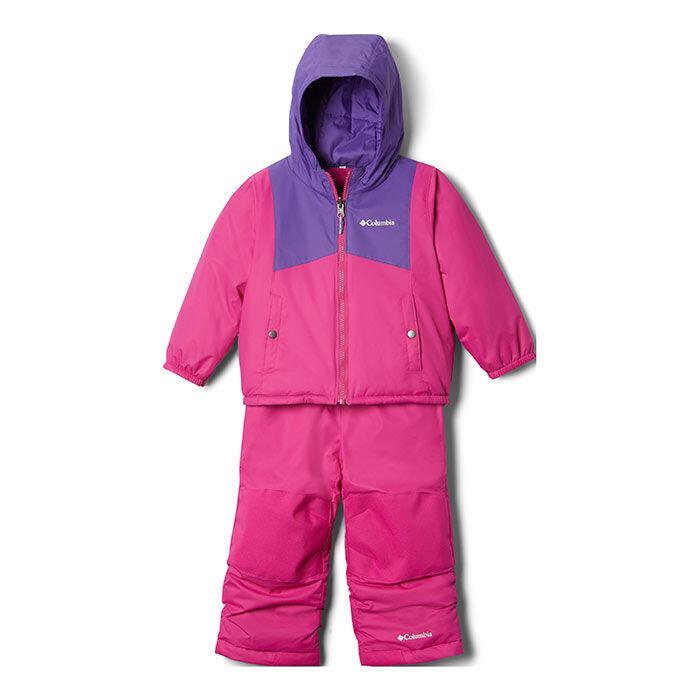 Girls' [4-7] Double Flake™ Two-Piece Snowsuit