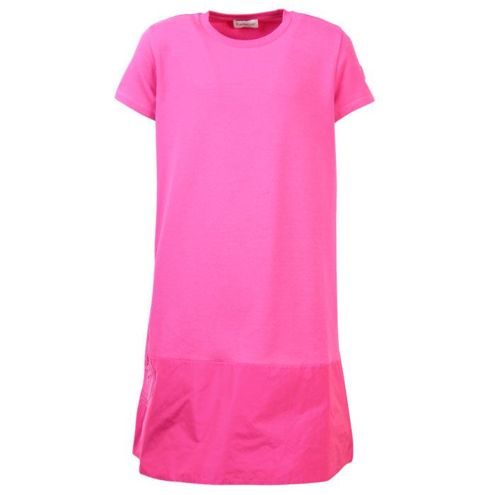Junior Girls' [8-14] Tonal French Terry Dress