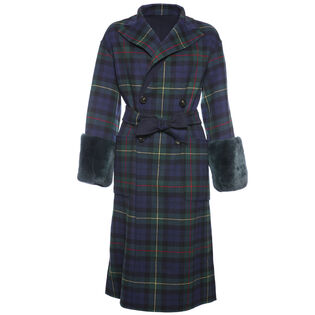 Women's Diego Reversible Wool Coat