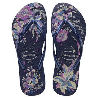 Women's Slim Organic Flip Flop Sandal