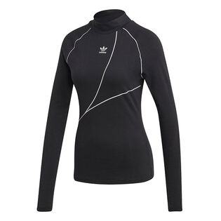 Women's Reflective LS Top