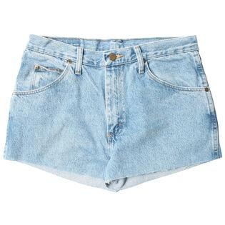 Women's Vintage Denim Short