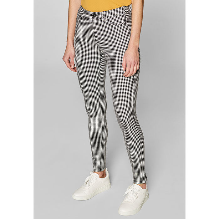 Women's Houndstooth Pattern Pant