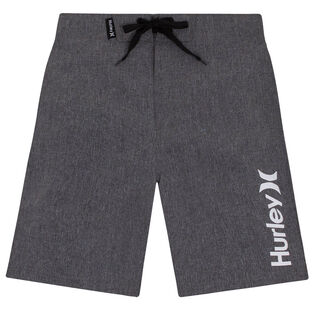 Boys' [4-7] One And Only Heathered Boardshort