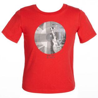 Boys' [4-7] Union Jack Circle T-Shirt