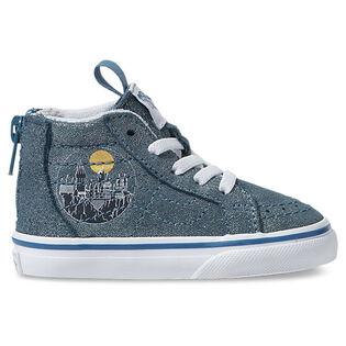 Babies' [6-10] Hogwarts Sk8-Hi Zip Shoe