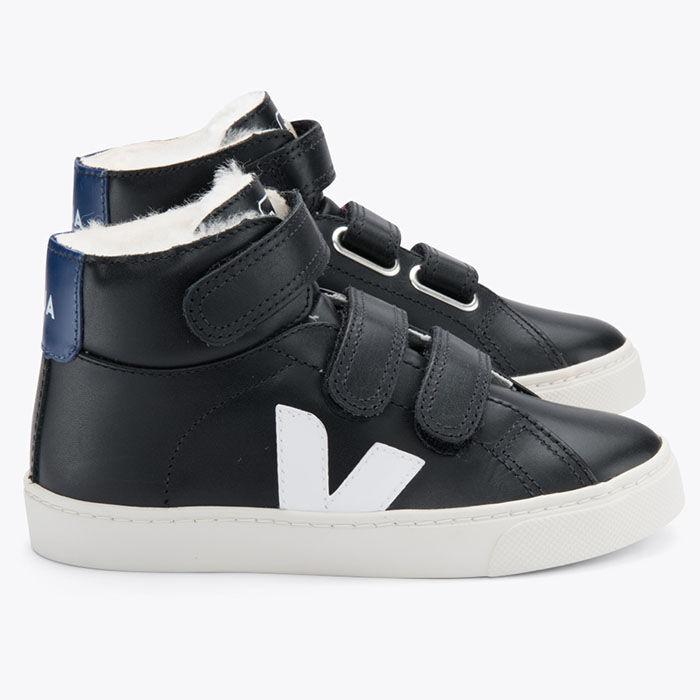 Kids' [11-3] Esplar Mid Fured Sneaker