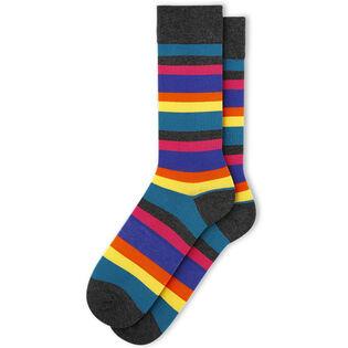 Men's Bold Stripe Sock