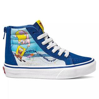 Chaussures SpongeBob Sk8-Hi pour juniors [3,5-7]