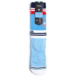 Men's Ok Blue Jays Sock