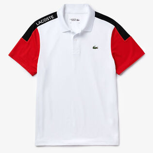 Men's Breathable Resistant Pique Polo