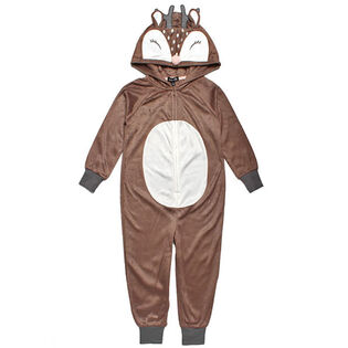Girls' [4-6] Deer One-Piece
