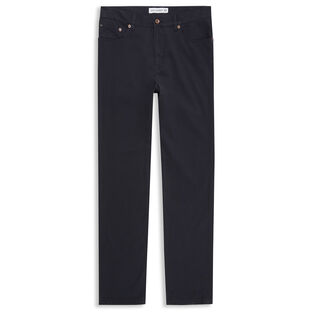 Men's Solid Twill Pant