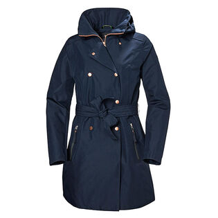 Women's Welsey II Trench Coat