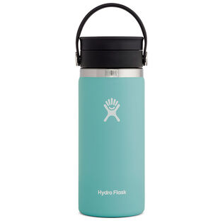 Wide Mouth Flex Sip™ Insulated Bottle (16 Oz)