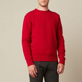 Men's Shetland Wool Sweater