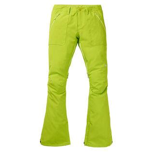 Pantalon de planche à neige Vida pour femmes