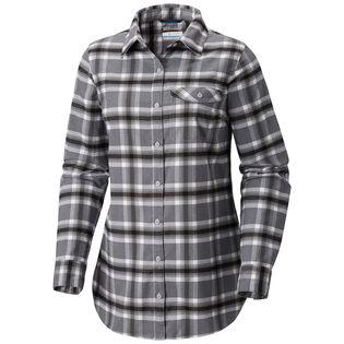 Women's Silver Ridge™ Flannel Tunic Shirt
