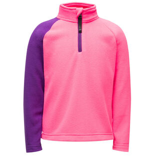 Girls' [2-7] Speed Fleece Top