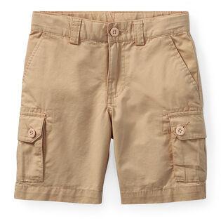 Short cargo en coton chino pour garçons [2-4]