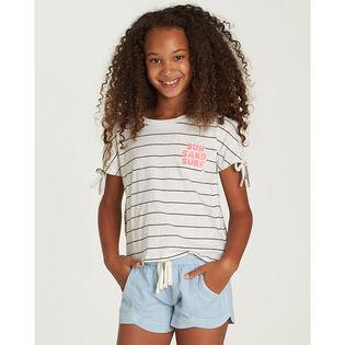 Junior Girls' [7-14] Wave Rider T-Shirt