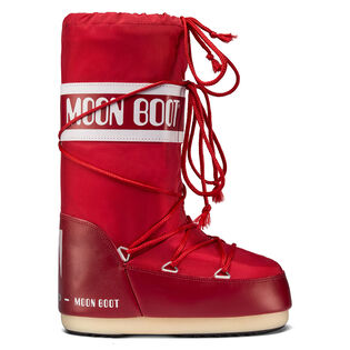 Women's Nylon Moon Boot