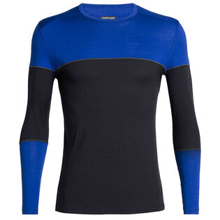 Men's Merino 200 Oasis Deluxe Long Sleeve Crewe Top