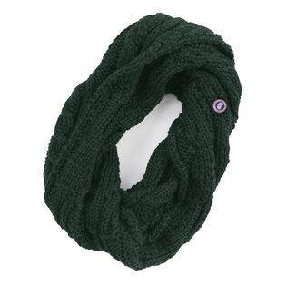 Women's Merino Chunky Cable Snood