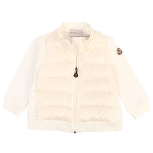 Baby Girls' [12M-3Y] French Terry Zip Cardigan