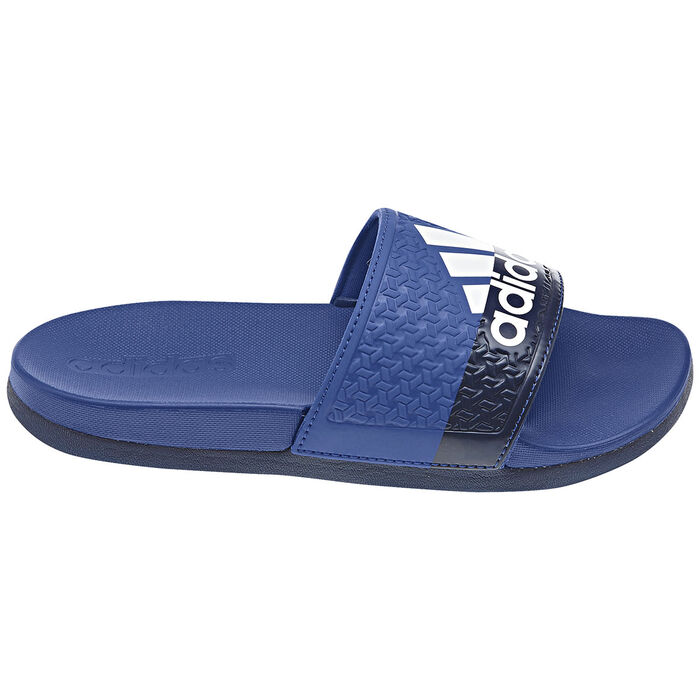Juniors' [10-6] Adilette Cloudfoam Slide Sandal