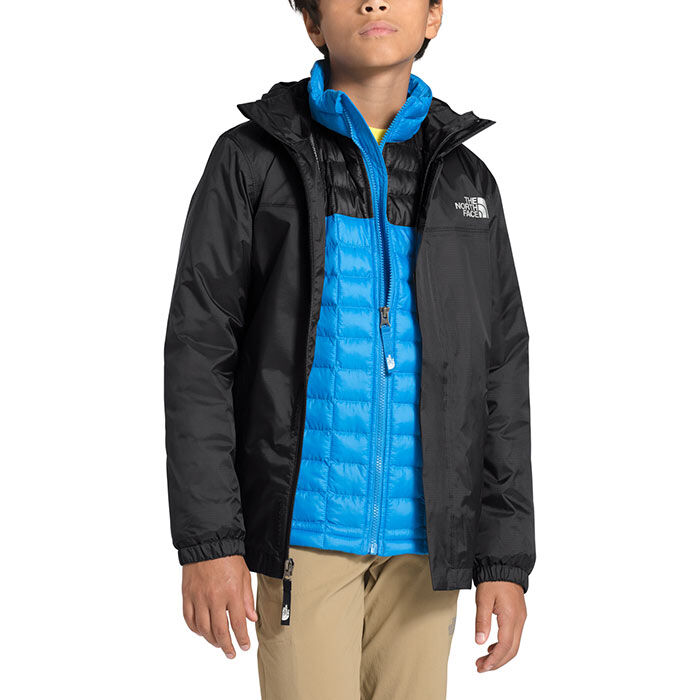 Junior Boys' [7-20] Resolve Reflective Jacket