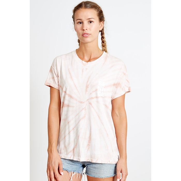 T-shirt Be Nice Brice pour femmes