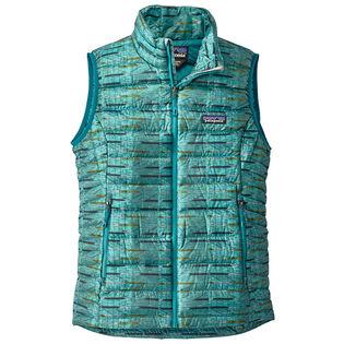 Women's Down Sweater Vest (Past Seasons Colours On Sale)