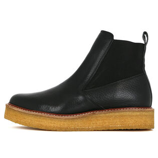 Women's Border Crepe Chelsea Boot
