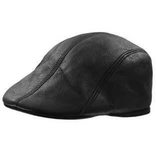 Men's Shearling Duckbill Ivy Cap