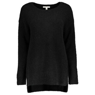 Women's Boucle Knit Sweater