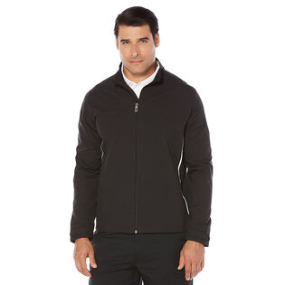 Men's Full-Zip Windshirt Jacket