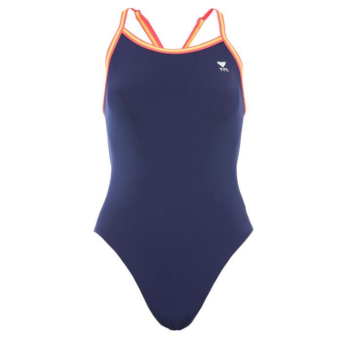 Women's Microback Swimsuit