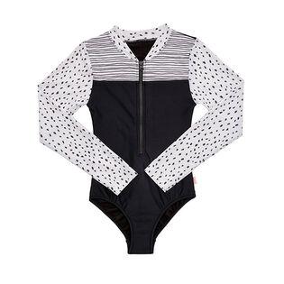 Junior Girls' [8-14] Pineapple Daze One-Piece Swimsuit