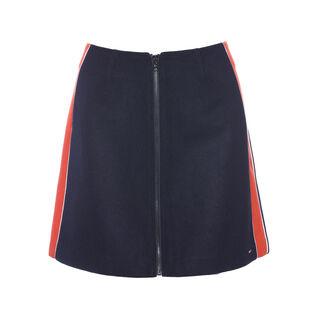 Women's Wool Skirt