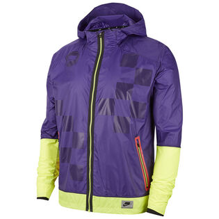 Men's Shield Flash Running Jacket